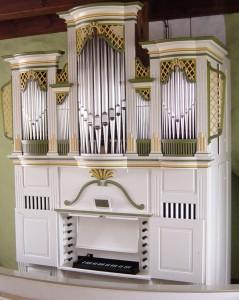 Sonntag, den 7. August 2016, 17.00 Uhr     KONZERT FÜR FLÖTE UND ORGEL            Flöte: Hanno Hansche (Berlin)  Orgel: KMD Lothar Graap  (Schöneiche)